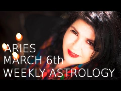 aries weekly horoscope 13 march 2020 by michele knight