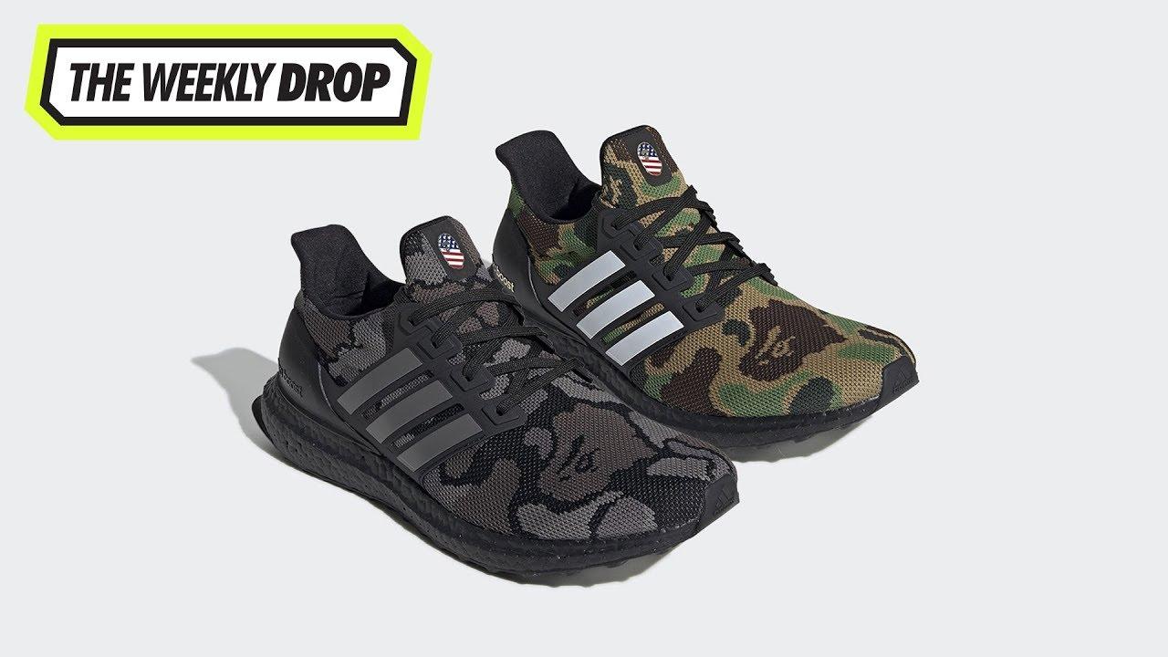 3a5e066b0 BAPE x Adidas Ultraboost Australian Sneaker Release Info  The Weekly Drop