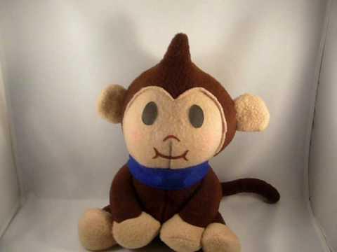 Mother 3 Custom musical Salsa monkey plush