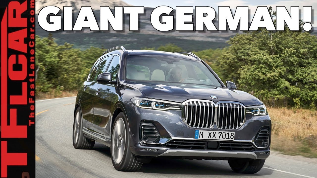 Breaking News: 2019 BMW X7 Revealed   Top 10 Things You Need to Know