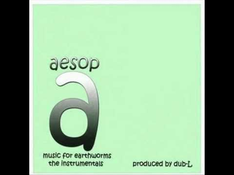 Music for Earthworms: The Instrumentals - Aesop Rock ...