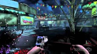 The Darkness II - Black Hole Exclusive Trailer (PC, PS3, Xbox 360)