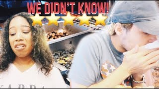 WE ATE AT THE WORST REVIEWED RESTAURANT **ON ACCIDENT**