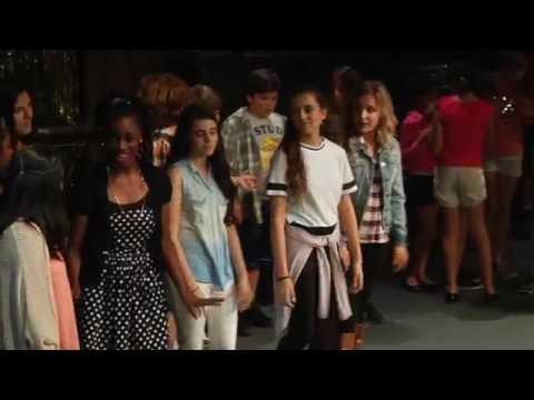 Disney's Camp Rock Musical part 1