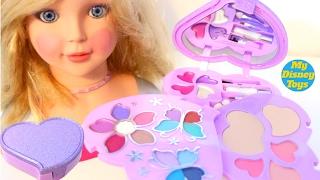 ألعاب مكياج حقيقي جميل جداً للبنات ألعاب المكياج للبنات Real Makeup For Girls