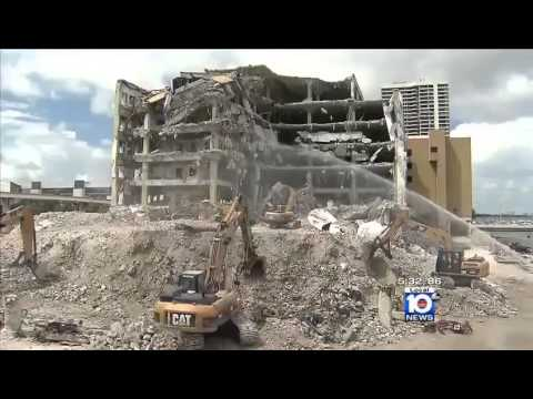 Beckham in talks with Genting for stadium at old Miami Herald site