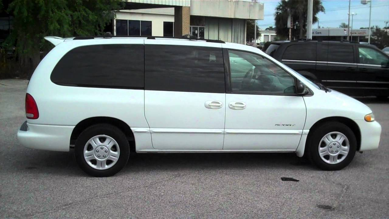 2000 grand caravan sport clean clean clean youtube. Cars Review. Best American Auto & Cars Review