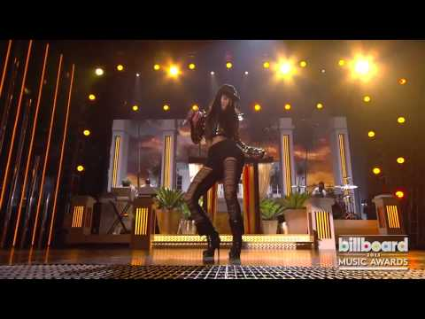 Nicki Minaj performs high school at  Billboard Music Awards 2013 hd720p