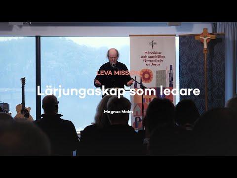 Magnus Malm – Lärjungaskap Som Ledare