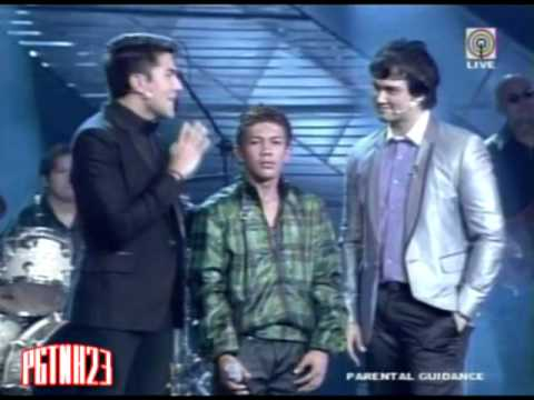 Jovit Baldivino sings Carrie - Pilipinas Got Talent Semi-Finals (5/1/2010) HQ