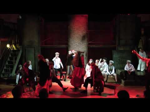 Oliver! Musical Drama Performance