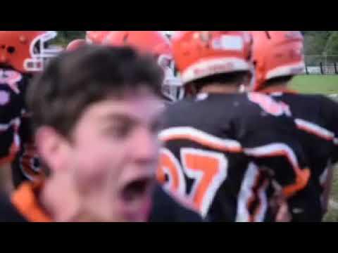 East Rockaway Football 2018 hype video