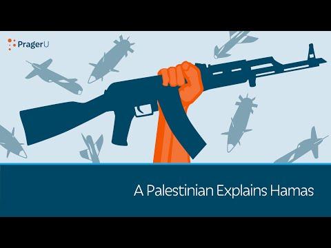 A Palestinian Explains Hamas