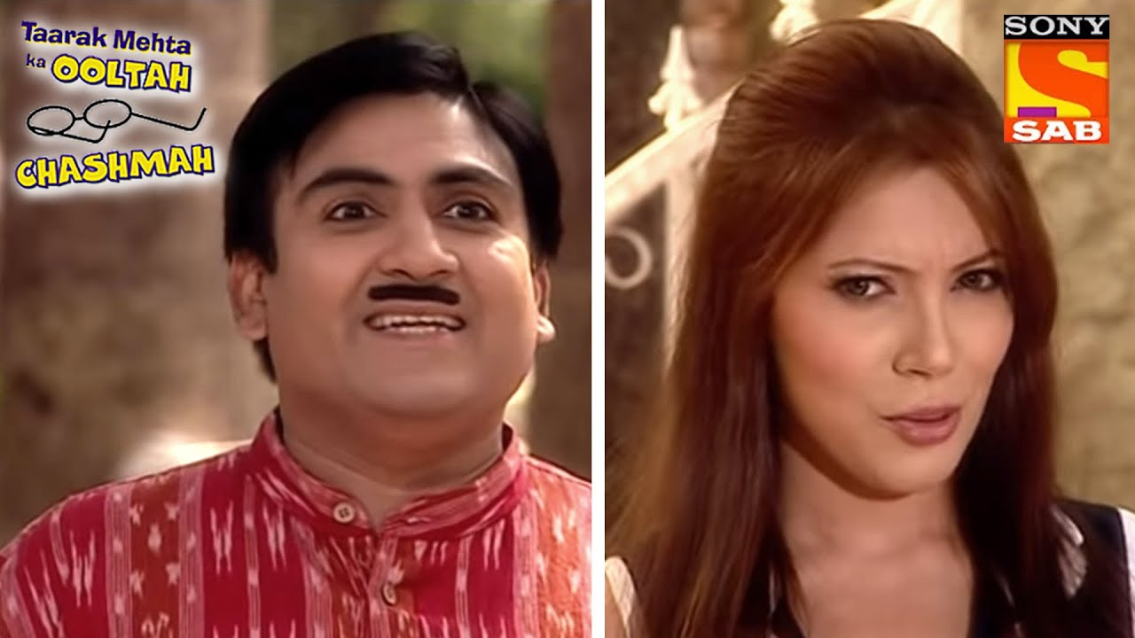 Babita जी ने कहा Jethalal को Cute   तारक मेहता का उल्टा चश्मा   Jetha - Babita Special