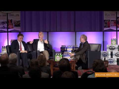 2012 William J. Obrien Lecture Series: Harpoon Brewery (Part 3 of 3)
