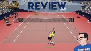 Full Ace Tennis Simulator - melhor simulador de tênis para PC