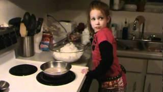Chocolate Snow Ice-cream