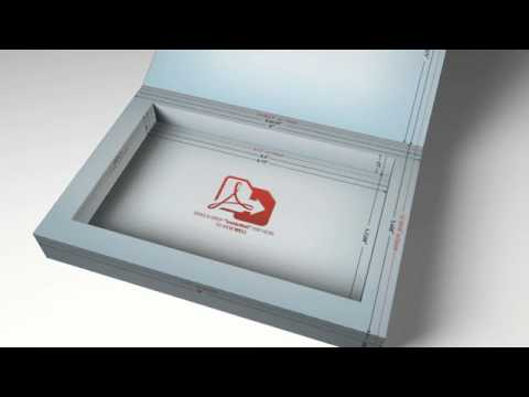 Promotional Well Box Downloadable Templates At Red Paper Plane - Box paper airplane