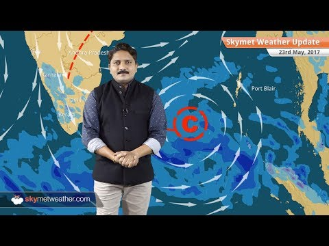 Weather Forecast for May 23: Rain in Jammu and Kashmir, Himachal; heatwave in Vidarbha