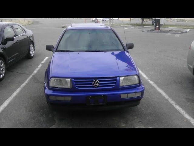 [CSDW_4250]   DIY: how to replace fuel filter on mk3 Vw jetta / golf - YouTube | Cabrio Fuel Filter |  | YouTube