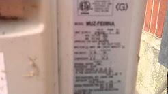 Mitsubishi Electric Mr. Slim Air Conditioner - 7/16/14
