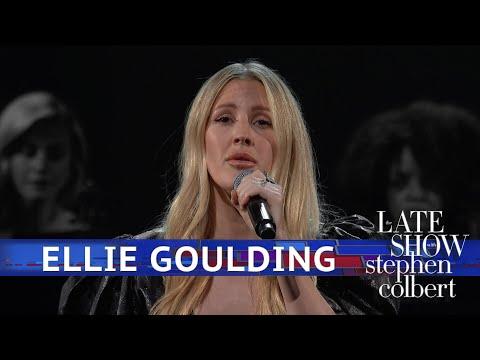 Ellie Goulding Performs 'Flux'