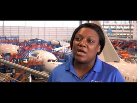 Boeing South Carolina: Teamwork