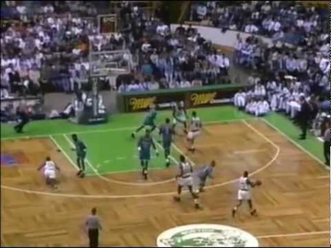 Reggie Lewis - Last Game as a Celtic
