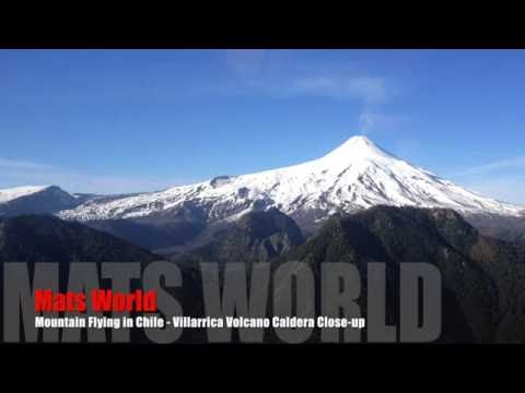 Mount Villarrica - Chile's Most Active Volcano