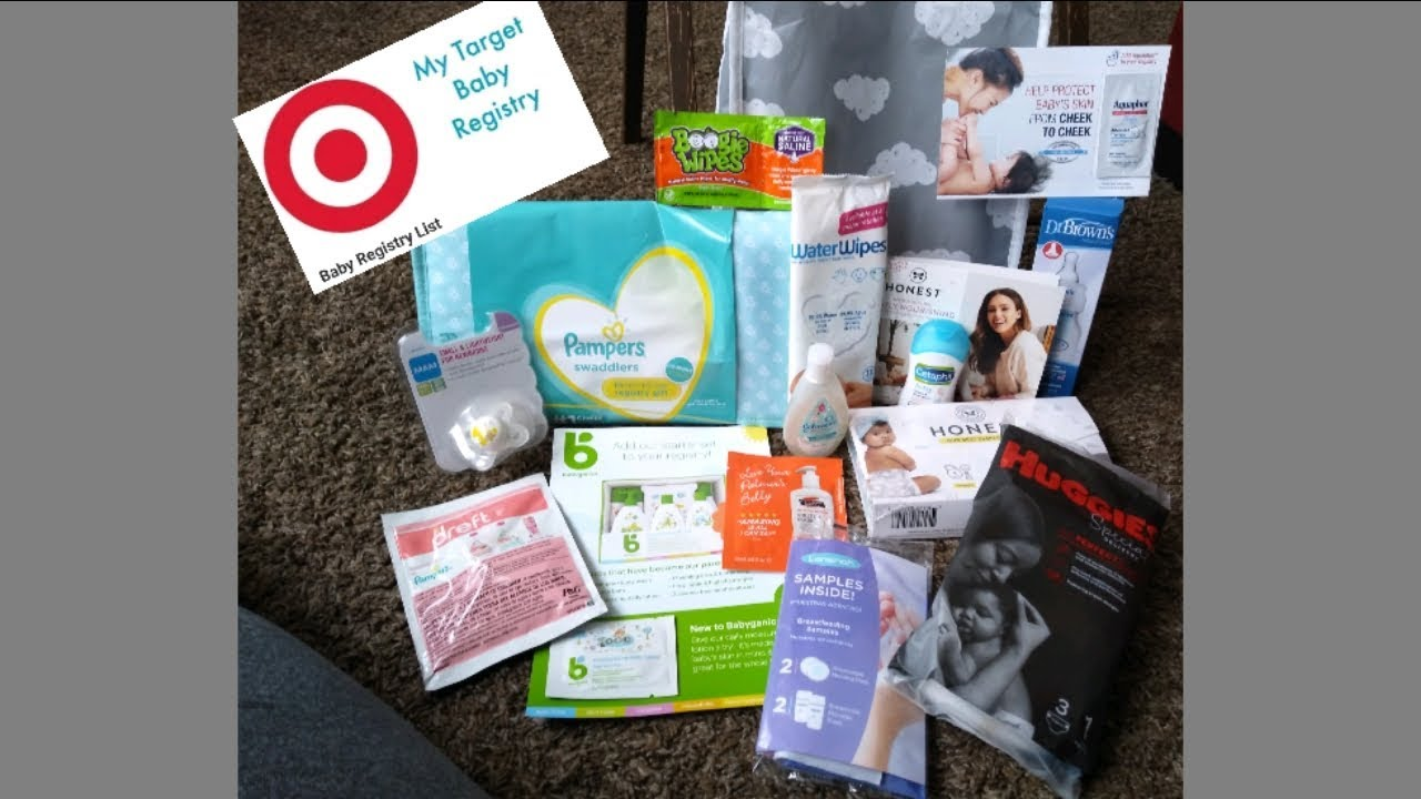 Target Registry | Free Baby Items | How To Get Free Baby ...