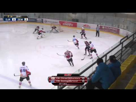 LHL: (20/11/2013) Dinamo Juniors- Zemgale/LLU 0-6