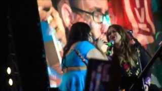 Repeat youtube video Chiquis Rivera y Jenicka Lopez - Pedacito de Mi (Jenni Vive 2015)