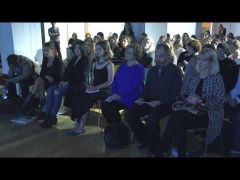 Беседа главного куратора Музея «Гараж» Кейт Фаул с Джерри Горовым