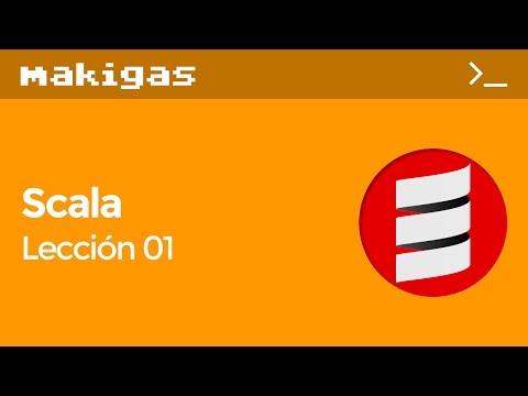 Scala – 1. Introducción a Scala
