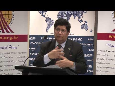 Dr. A.K. Abdul Momen - Ambassador and Permanent Representative of Bangladesh to the UN