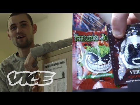 The Hard Lives of Britain's Synthetic Marijuana Addicts