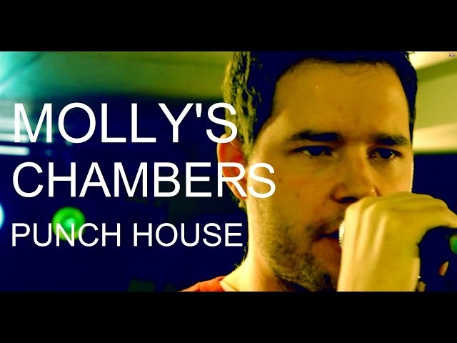 Molly's Chambers Cover