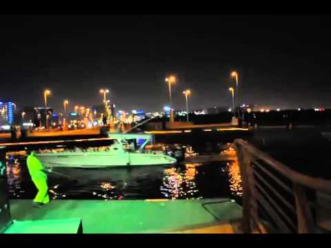 Dubai Floating Bridge Operation
