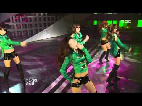 After School - Bang, 애프터 스쿨 - 뱅, Music Core 20100515