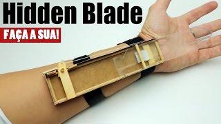 Hidden Blade Fácil e Barata - Faça a sua!