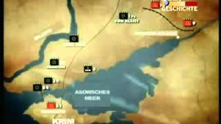 2. Weltkrieg - Feldzug auf der Krim Teil 1