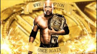 WWE The Rock Old Theme Song - If You Smell What The Rock Is Cooking?