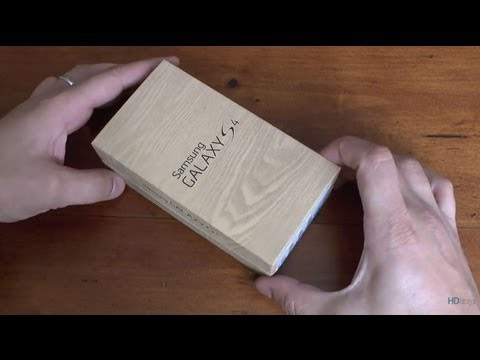 Samsung Galaxy S4 Unboxing ITA by HDblog