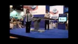 Maquet Demonstration at AORN Surgical Expo 2010 (Emilie Barta, Trade Show Presenter)