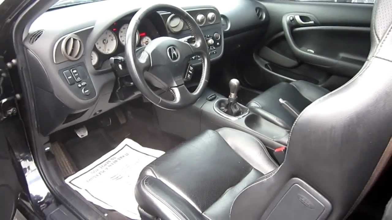 2006 acura rsx type s interior. Black Bedroom Furniture Sets. Home Design Ideas