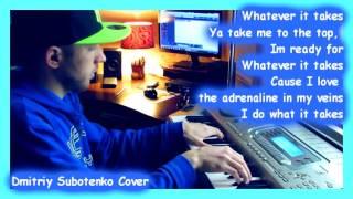 Baixar KARAOKE Imagine Dragons - Whatever It Takes / Lyrics / Dmitriy Subotenko Cover