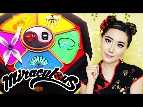 TOP 5 Miraculous Ladybug: CHINESE MYTH & MEANING Behind The Miraculouses | Valory Pierce