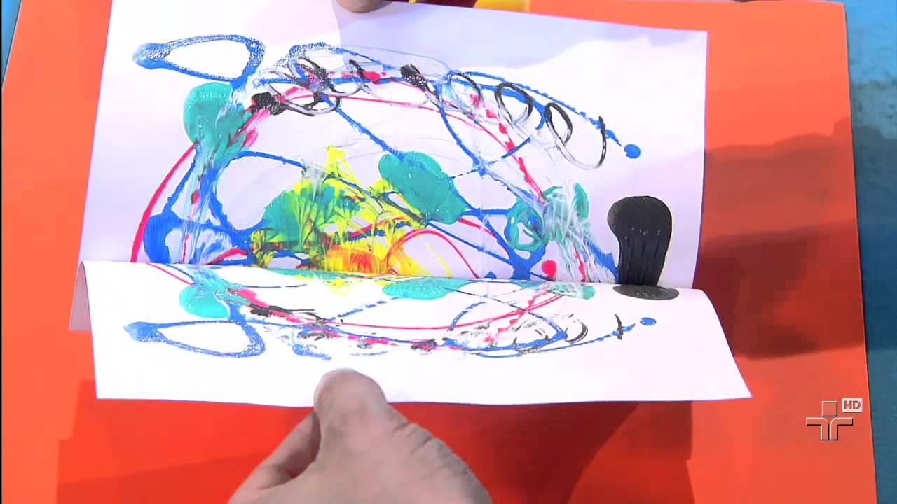 De Olho No Osorio Pintura Espelhada 27 11 12 Youtube