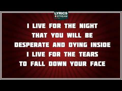 I Live For The Day - Lindsay Lohan tribute - Lyrics