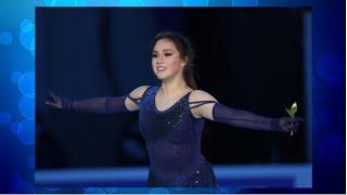 Алина Загитова тренируется с группой Этери Тутберидзе в Новогорске она вернулась